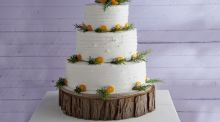 Wedding cake - how to make your own
