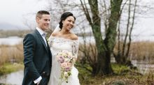 Our wedding story: A  Caribbean engagement and a Killarney wedding