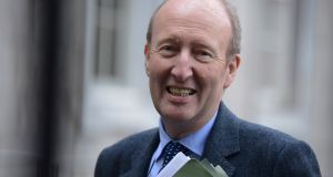 Reform of the judicial appointments system was a key demand of Independent Alliance TD Shane Ross in negotiations that led to the minority government. Photograph: Cyril Byrne