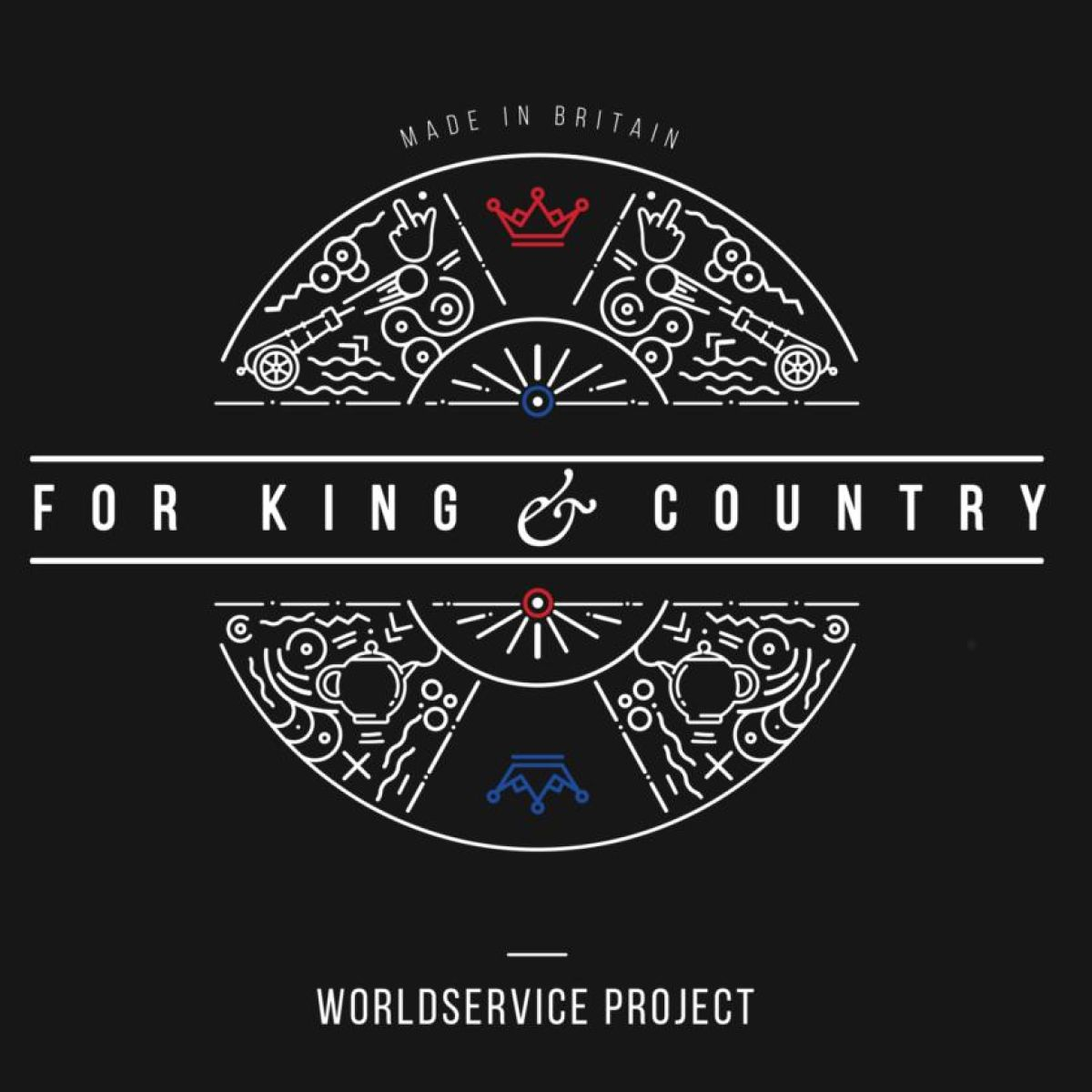 World Service Project For King Country Album Review Like Jazz Maintenance Theory How Do Motors Work Worldmaintenance Only Louder