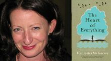 Kathleen MacMahon on The Heart of Everything by Henrietta McKervey