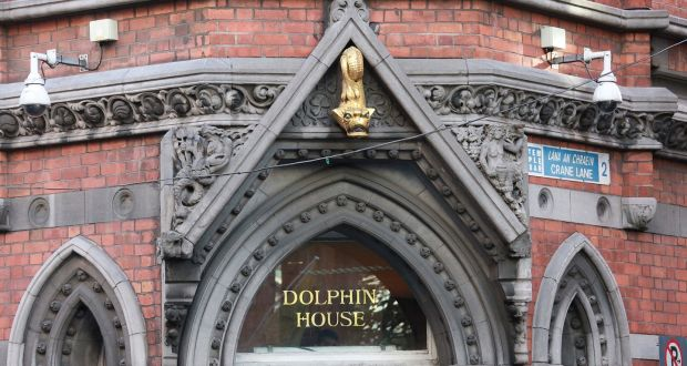 The young sibling who made abuse disclosures, revealed in the case at the Dublin District Family Court, had not yet been assessed at a sexual abuse unit three weeks after speaking out for the first time. File photograph: Stephen Collins/Collins