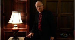 Church of Ireland Primate Richard Clarke has expressed concerns over the potential impact of a  Brexit. File photograph: Brenda Fitzsimons/The Irish Times