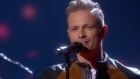 Nicky Byrne performs 'Sunlight' in Eurovision semi-final