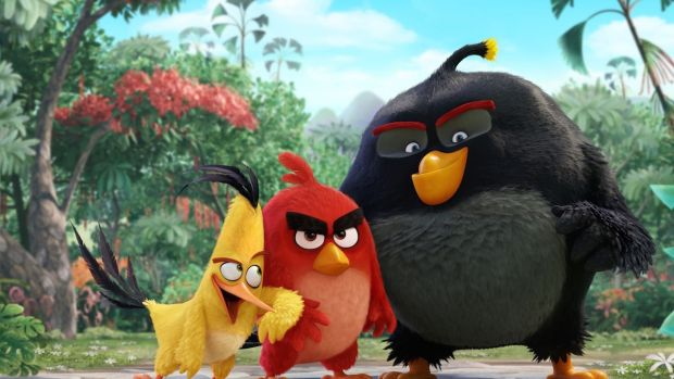 The Angry Birds Movie Review Delightful All Ages Comedy With A