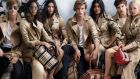 Burberry: results out on Wednesday