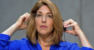 Naomi Klein: the commitment to perpetual growth is incompatible with planetary limits. Photograph: Getty Images