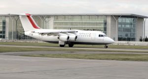 CityJet announced it planned to axe its service from Cork to London City Airport, saying demand for the service was too low.