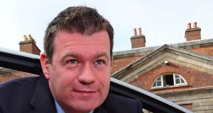Labour TD Alan Kelly: Hopes the party will double its number of seats in the next election. Photograph: The Irish Times