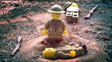 Cork schoolboys recreate Battle of the Somme in Lego movie