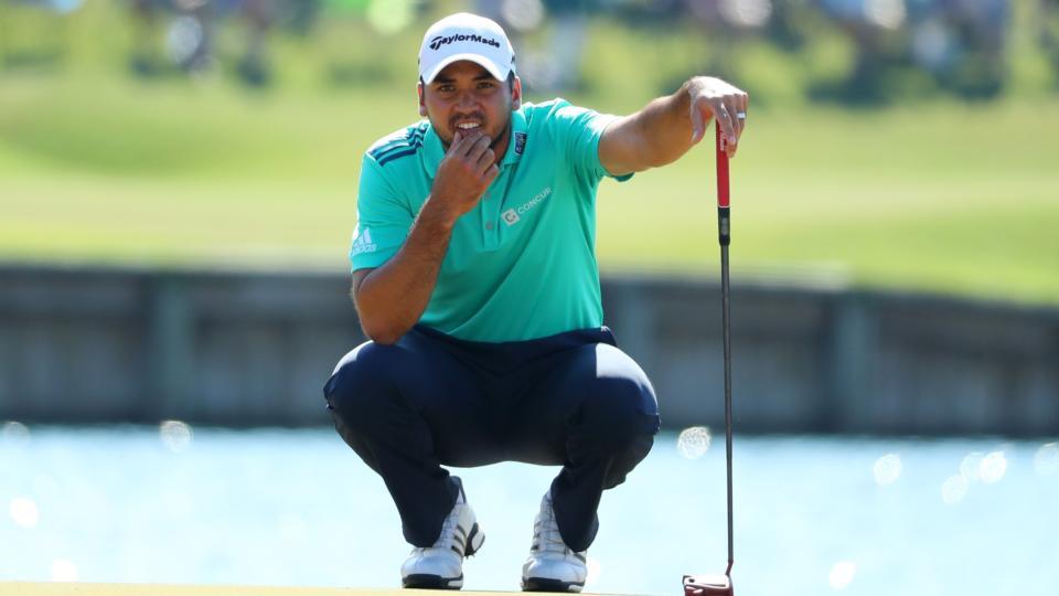 Jason Day breaks course record but Jordan Spieth misses cut