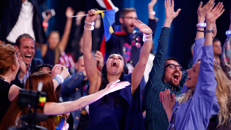 Eurovision fans intend to deprive the Ukrainian singer Jamala first place 05/17/2016 72