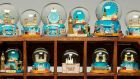 Snow globes: the most confiscated item at London City Aiport