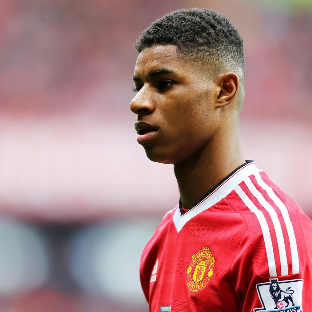 Marcus Rashford Selected In Provisional England Squad