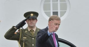 Enda Kenny: Three crucial areas could decide this Government's fate: not housing, health and water, but the role of the Dáil, transparency and accountability and Independent Ministers. Photograph: Alan Betson