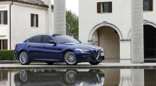 First drive: Alfa banks on Giulia - and the car delivers