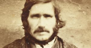 Myles Joyce, who was hanged in Galway in 1882 and is widely accepted as being innocent of the Maamtrasna murders. Photograph courtesy of the National Library of Ireland
