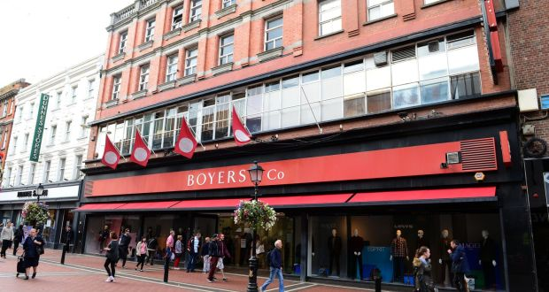 Sports Direct Pays 12m For Boyers Building Off O Connell St