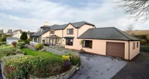 Savills is seeking €1.35 million for this five-bed house on 0.3 of an acre at The Orchard, Ardbrack, Kinsale, Co Cork