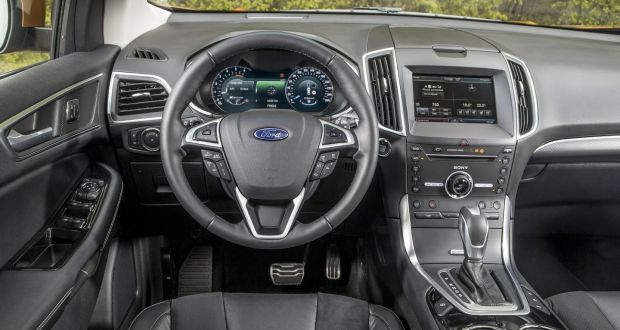 New Ford Edge Interior Space Is Greater Than Many Mainstream And Premium Rivals