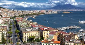 Naples is back on the map as a go-to city, thanks to the popularity of enigmatic author Elena Ferrante.