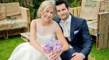 Our Wedding Story:  Ballymaloe graduates have a country picnic