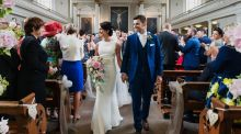 Our Wedding Story: 'Spend time planning the things that really matter'