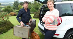 Road trip: the B&B show that follows Daniel and Majella O'Donnell is back for third series