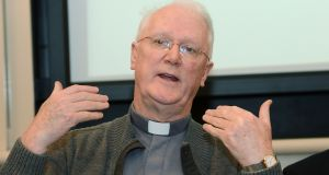 Fr Brendan Hoban of the Association of Catholic Priests. Photograph: Alan Betson/The Irish Times