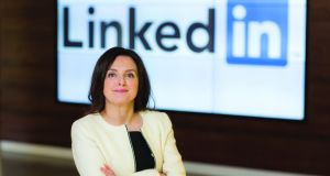 LinkedIn Ireland enjoys a 50/50 gender balance says Sharon McCooey, noting that to achieve this it's important to have a balanced slate when recruiting, and to have a female at every stage.