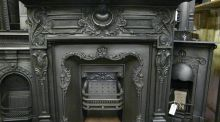The Victorians  loved open fires so much that in a typical middle-class redbrick Victorian house in Dublin there were open fires in every room