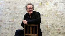 Geoffrey Rush: 'I used to be the Fool; now I'm Lear'