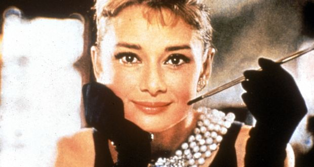 8658ec1a8 Audrey Hepburn as Holly Golightly. Photograph: Hulton Archive