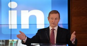 By appointing 18 junior ministers, Enda Kenny has stretched the toleration point to its limits, and possibly beyond. All the more so because 15 of the Ministers of State are from his own party, Fine Gael. Photograph: Alan Betson/The Irish Times