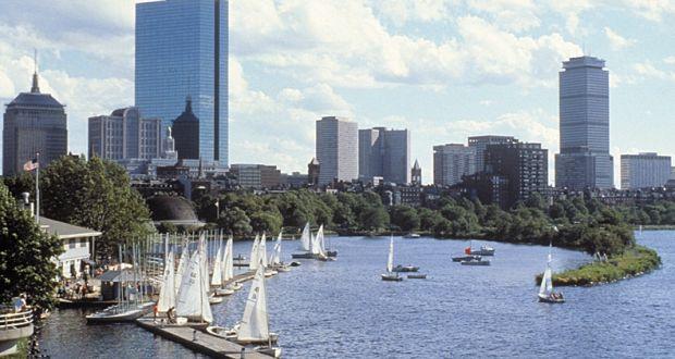 Chief executives flock to Boston for entrepreneurial retreat