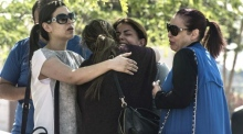 Families of missing EgyptAir jet desperate for information as search continues