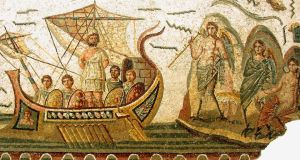 Bardo treasure: Ulysses Enduring the Song of the Sirens