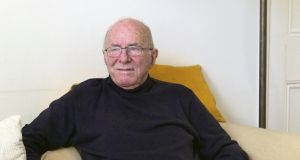 "Clive James said the imminence of his death had made him reflect on his life and he had concluded that he was an ""unusually unwise young man until quite recently"". File photograph: Hazel Thompson/New York Times"