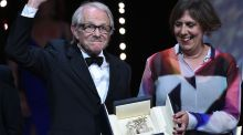 Cannes Film Festival: Ken Loach picks up second Palme D'Or