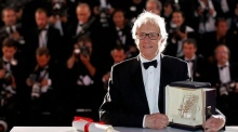 Ken Loach wins the Palme d'Or then attacks austerity measures