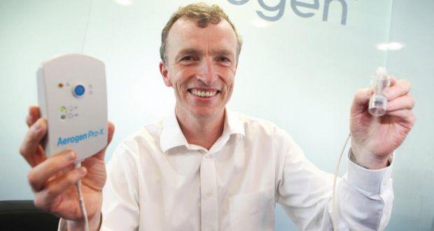 Inside an Irish medical tech company...Aerogen