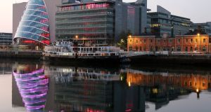 PwC, 1 Spencer Dock, North Wall Quay, Dublin 1