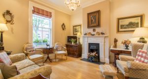 50 Geraldine Street, Phibsboro, Dublin 7: classical proportions to every room