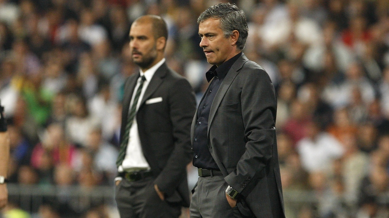 José Mourinho and Pep Guardiola rivalry to define era in Manchester