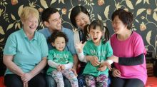 New to the Parish: 'I'm not completely Chinese but I'm not British or Irish'