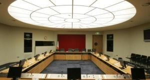 The first meeting of the budgetary committee is expected to take place in the coming days. Photograph: The Irish Times