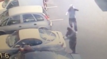CCTV captures shooting of Gareth Hutch