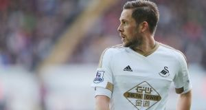 Swansea playmaker Gylfi Sigurdsson will be a key man for Iceland at Euro 2016. Photograph: Getty
