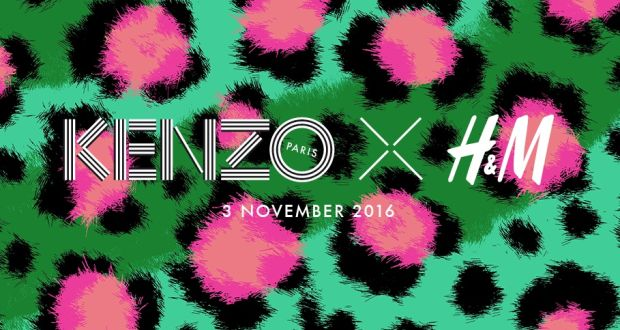 c4de080c H&M to collaborate with KENZO
