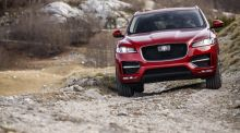 Road Test: Jaguar crossover a gold-star offering